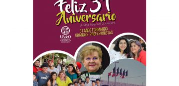 Celebra Unidad Regional Guamúchil su 31 Aniversario