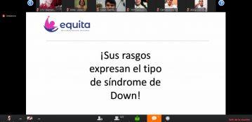 """Imparten conferencia sobre """"Mitos sobre el Síndrome de Down"""", en la Unidad Regional Guamúchil"""