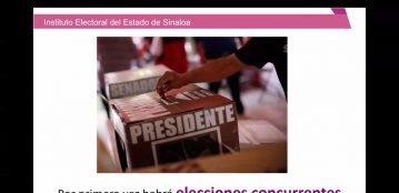 """Estudiantes de la Unidad Regional El Fuerte participan en la Conferencia """"Juventud y elecciones 2021"""""""