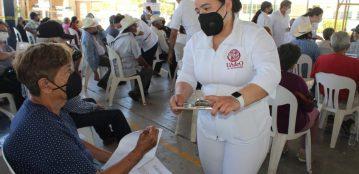 UAdeO continúa apoyando la Jornada Nacional de Vacunación contra el COVID-19, a través del Programa Educativo de Enfermería