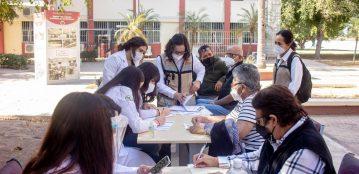 La Universidad Autónoma de Occidente (UAdeO) brinda apoyo a la Jornada Nacional de Vacunación contra COVID-19