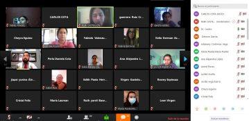 """Estudiantes de la Unidad Regional El Fuerte participan en conferencia """"Cáncer Cervicouterino y Decodificación Emocional"""""""