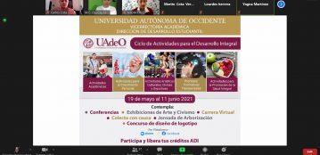 """Unidad Regional El Fuerte participa con la conferencia """"El Calentamiento Global, un desafío para mi Generación"""", en el Ciclo de Actividades para el Desarrollo Integral"""