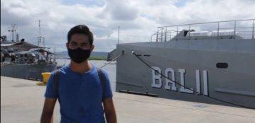 Estudiante de Ingeniería Ambiental de la UAdeO realiza estancia en el Centro de Educación Ambiental y Cultural Muros de Agua-José Revueltas en Islas Marías