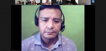 Nombran a nuevo Coordinador de la Licenciatura en Administración Turística y vocal de la Comisión de vinculación en la Unidad Regional Mazatlán