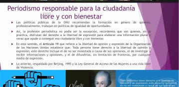 Linces de la Unidad Regional Guasave participan en Taller de Comunicación Inclusiva y no Sexista para el Periodismo Responsable